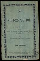 '67 : Retrospection : a concise history of the Fenian rising at Ballyhurst Fort, Tipperary