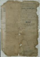 Brief on Behalf of the Accused, 1859