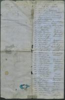 Ledger Pages, n.d.