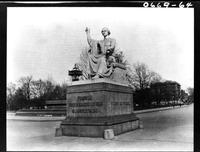 George Washington Statue by Horatio Greenough