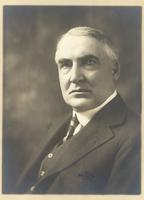 Portrait of Warren Gamaliel Harding