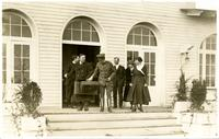 Women's Committee: Visitor's House, Camp Stuart, Virginia, ca. 1920