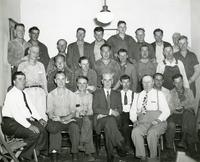 United Steelworkers of America, District #33 (Minnesota), Murray with members and officers (2), September 1943