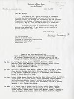 University of Notre Dame, Board of Trustees, Advisory Council for Science and Engineering, group, May 1949