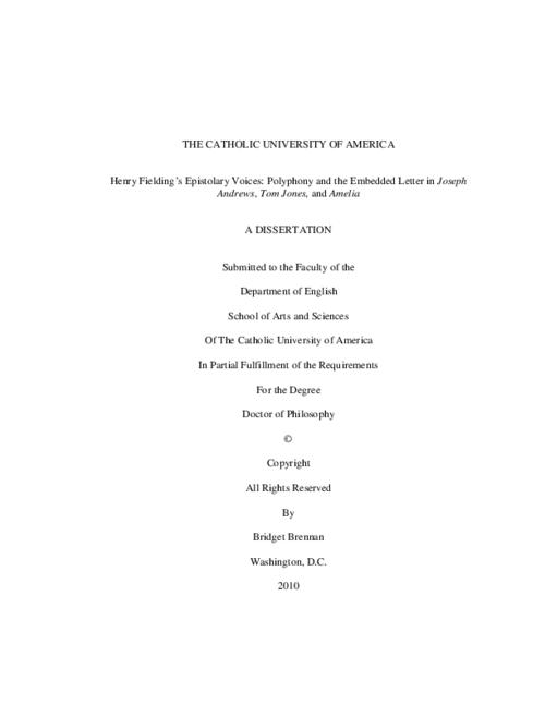 """an analysis of the topic of henry fieldings joseph andrews Written by: henry fielding edited by: paul a scanlon  """"paul scanlon's edition of fielding's first novel—and the first comic novel in  """"this edition of joseph andrews is an excellent introduction to fielding as well  customer service examination and desk copies course book bundles/packages catalogues ebooks."""